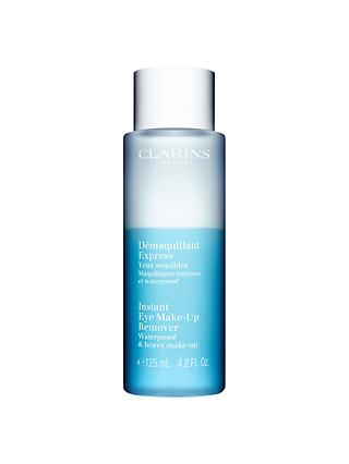 Clarins Instant Eye Makeup Remover, 125ml