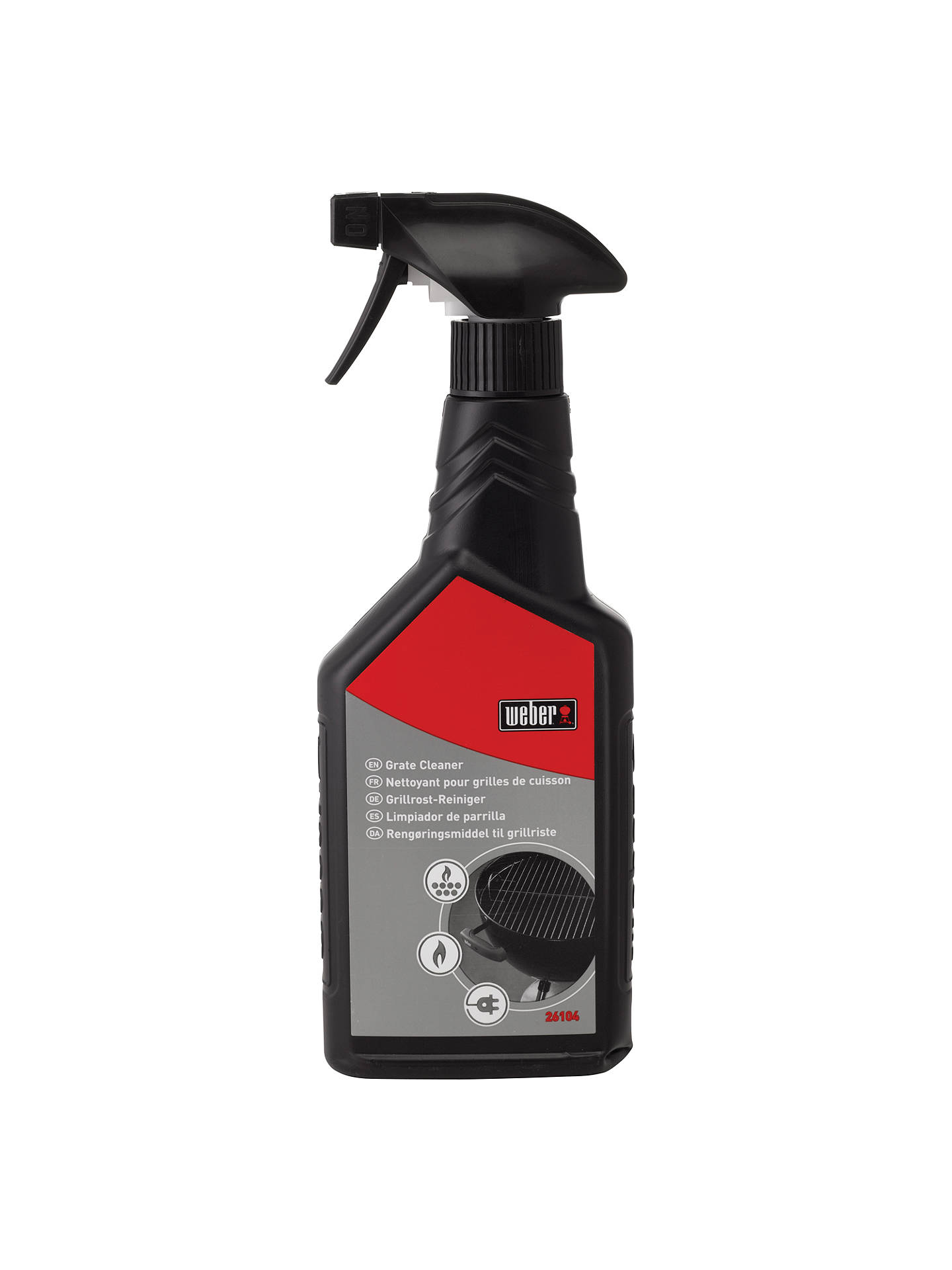 Weber Bbq Grate Cleaner, 300ml by Weber