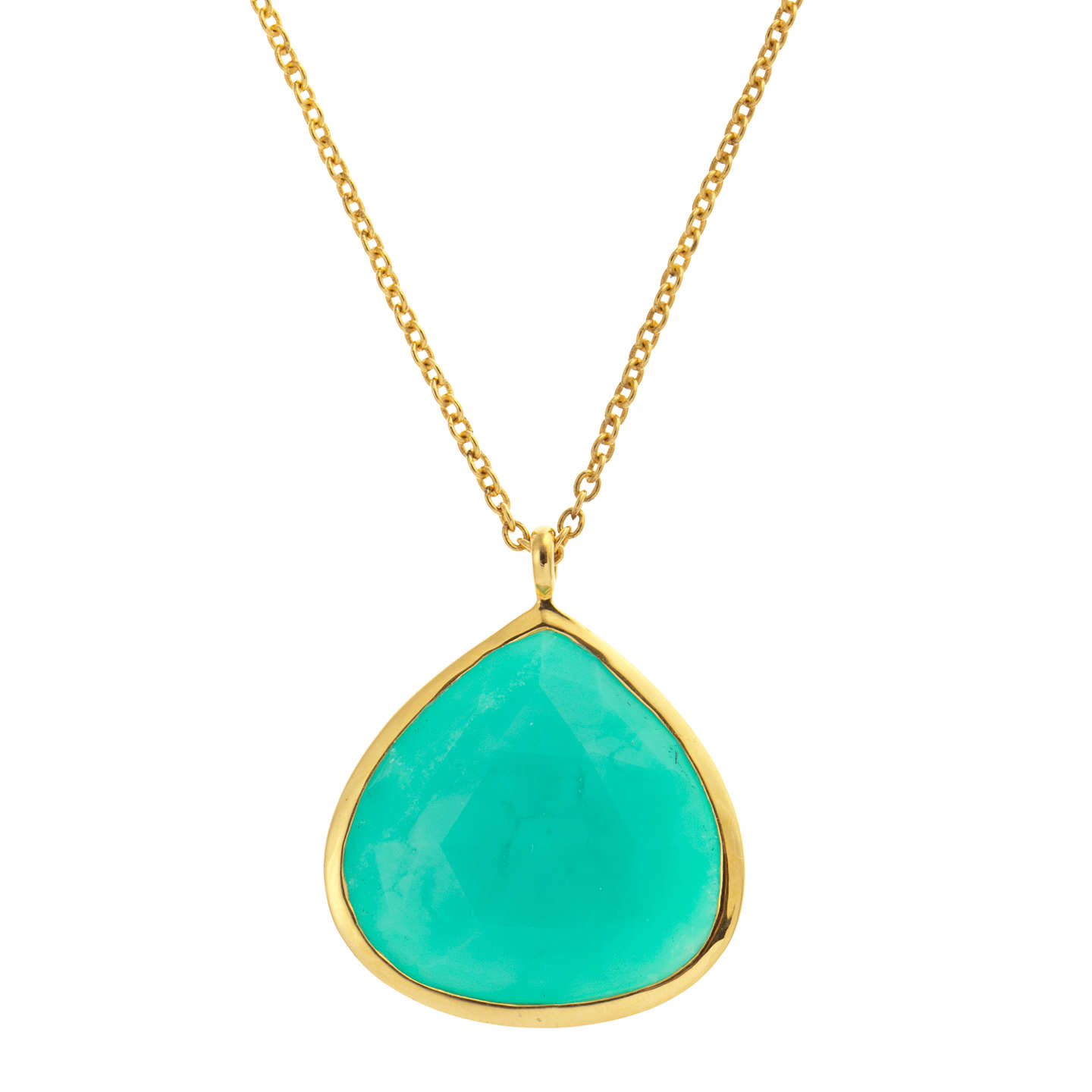 of online precious my chalcedony item chrysoprase accessories rada on necklace semi shop livemaster stones and