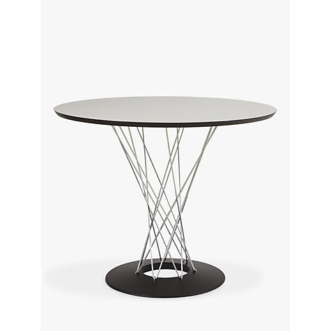Buy Vitra Noguchi 4 Seater Round Dining Table Online at johnlewis.com