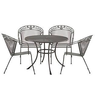 Henley Garden Furniture John lewis henley by kettler outdoor furniture at john lewis john lewis henley by kettler 4 seater round outdoor dining set workwithnaturefo