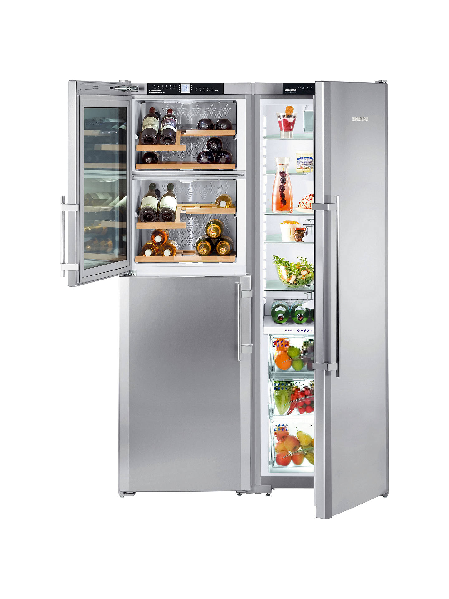 Is it worth investing in freezer cabinets, or is it better to limit to refrigerated cabinets 17