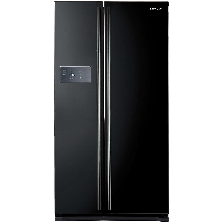 samsung rs7527bhcbc american style fridge freezer gloss. Black Bedroom Furniture Sets. Home Design Ideas