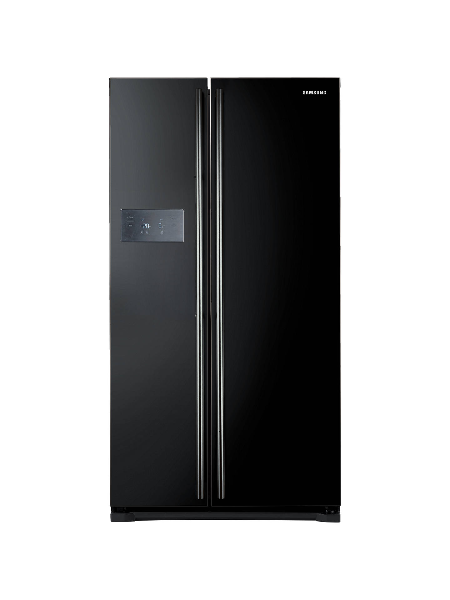 samsung rs7527bhcbc american style fridge freezer gloss. Black Bedroom Furniture Sets. Home Design Ideas