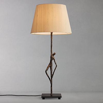 Product photo of David hunt ottoman table lamp bronze
