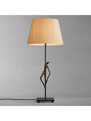 David Hunt Ottoman Table Lamp, Bronze