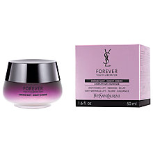 Buy Yves Saint Laurent Forever Youth Liberator Night Cream, 50ml Online at johnlewis.com