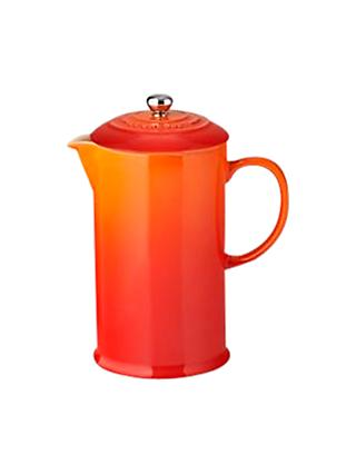 Le Creuset Stoneware Coffee Press, 1L