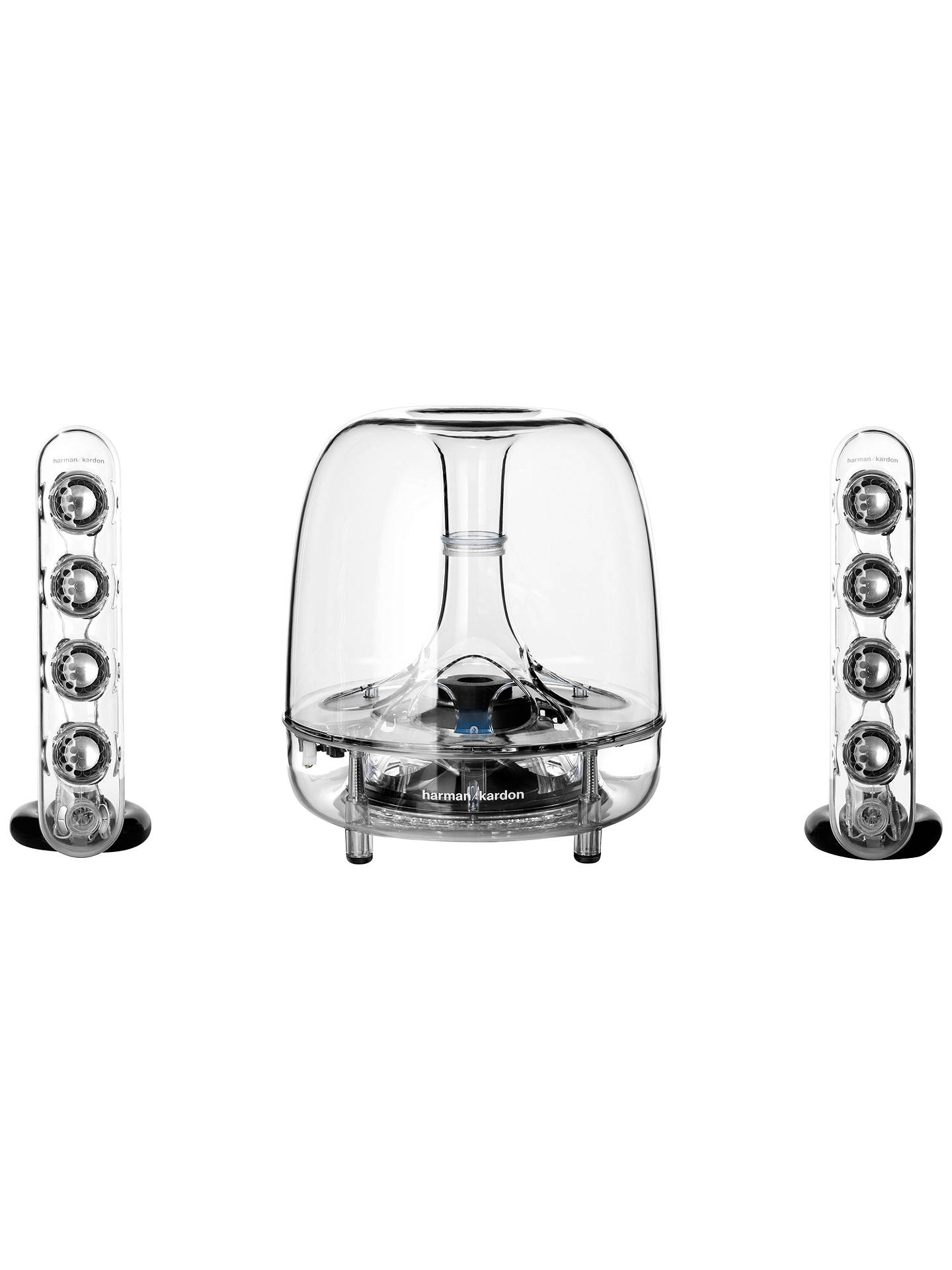 Harman Kardon SoundSticks Wireless 2.1 Desktop Speaker