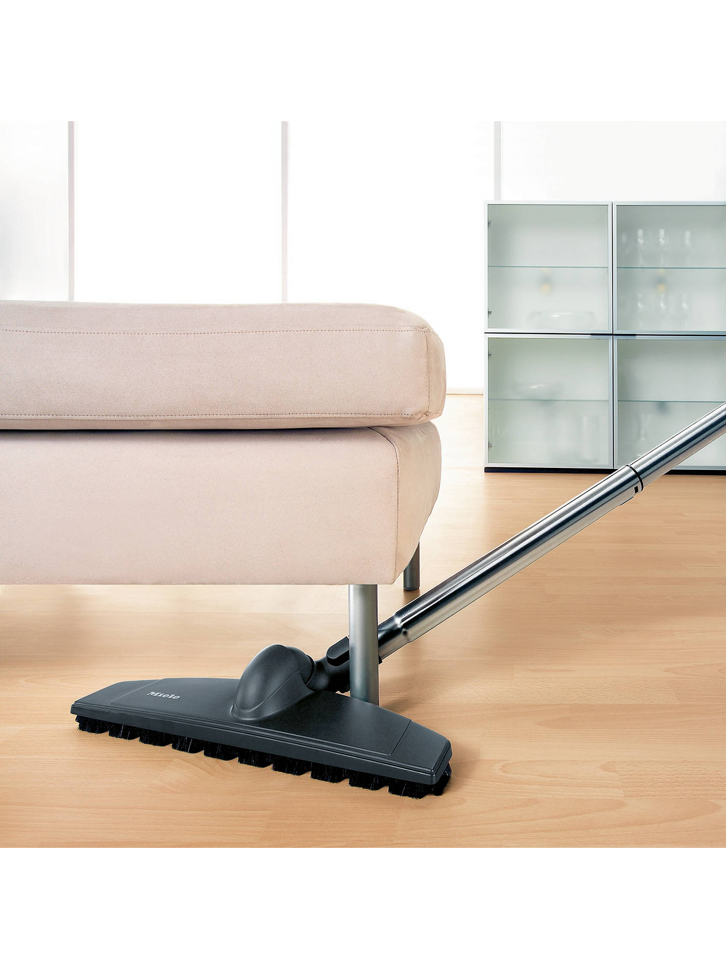 Buy Miele SBB400-3 Parquet Twister XL Floor Brush Online at johnlewis.com