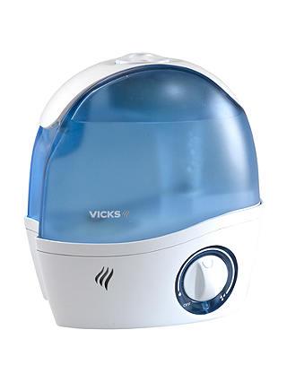 Vicks Mini Ultra Humidifier at John Lewis & Partners