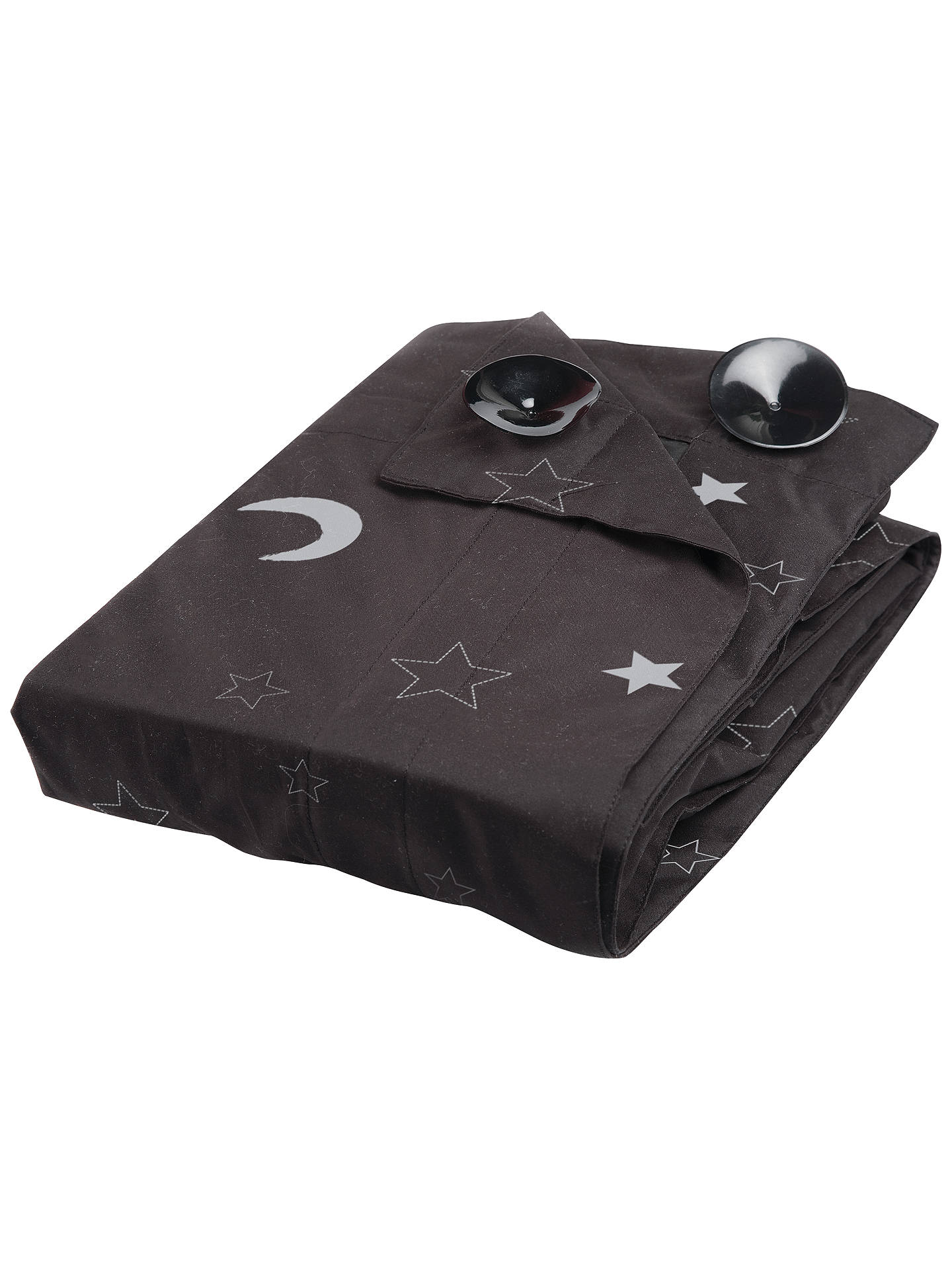 The Gro Company Stars and Moons Gro Anywhere Portable Blackout Blind