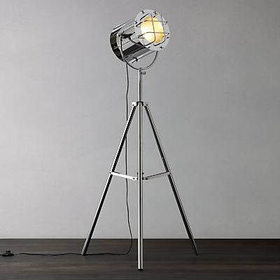 Product photo of John lewis studio chrome floor light