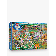 Buy Gibsons I Love Spring 1000 Piece Jigsaw Puzzle Online at johnlewis.com