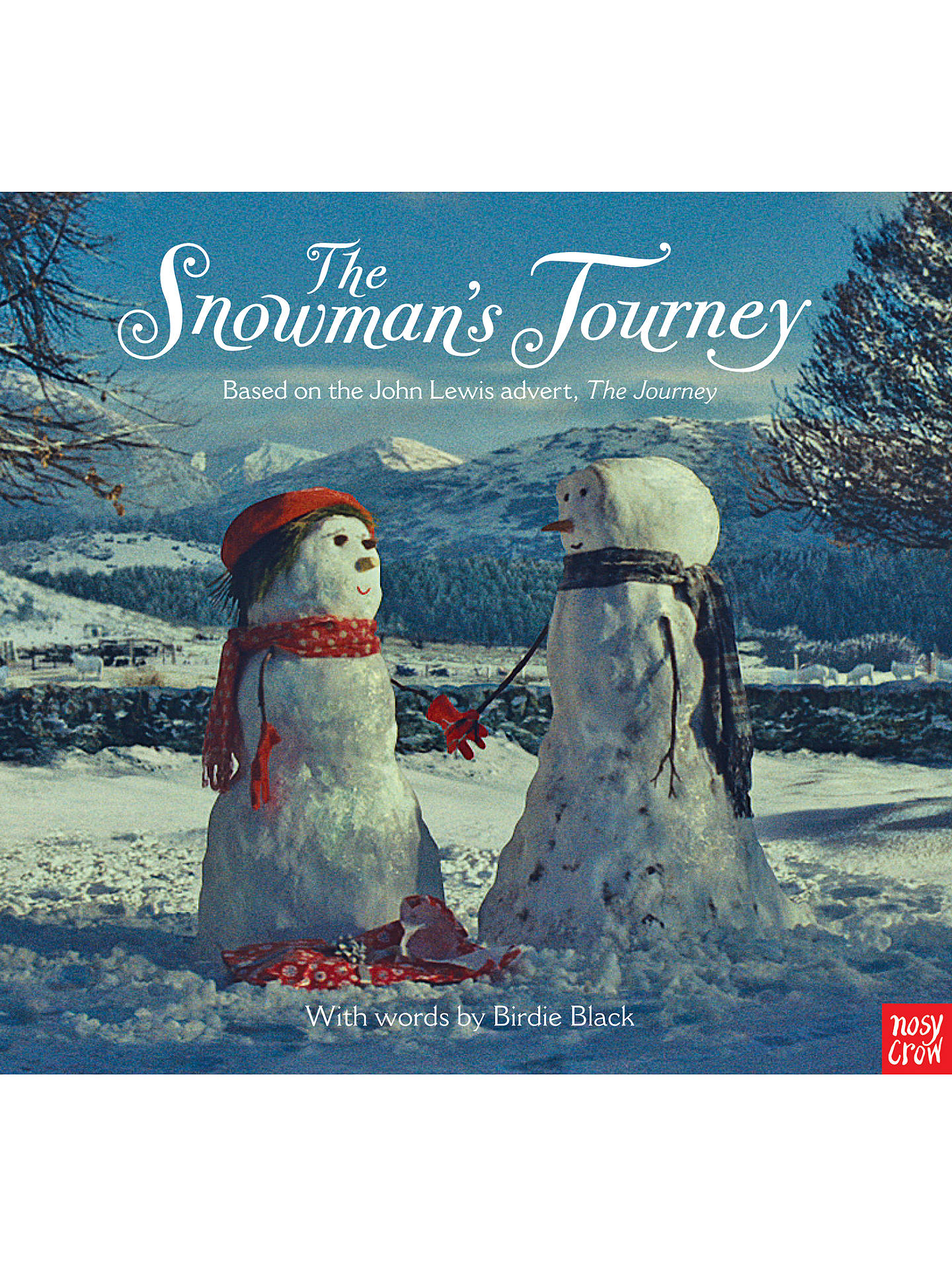 The Snowman\'s Journey Book: Based on the John Lewis Christmas Advert ...