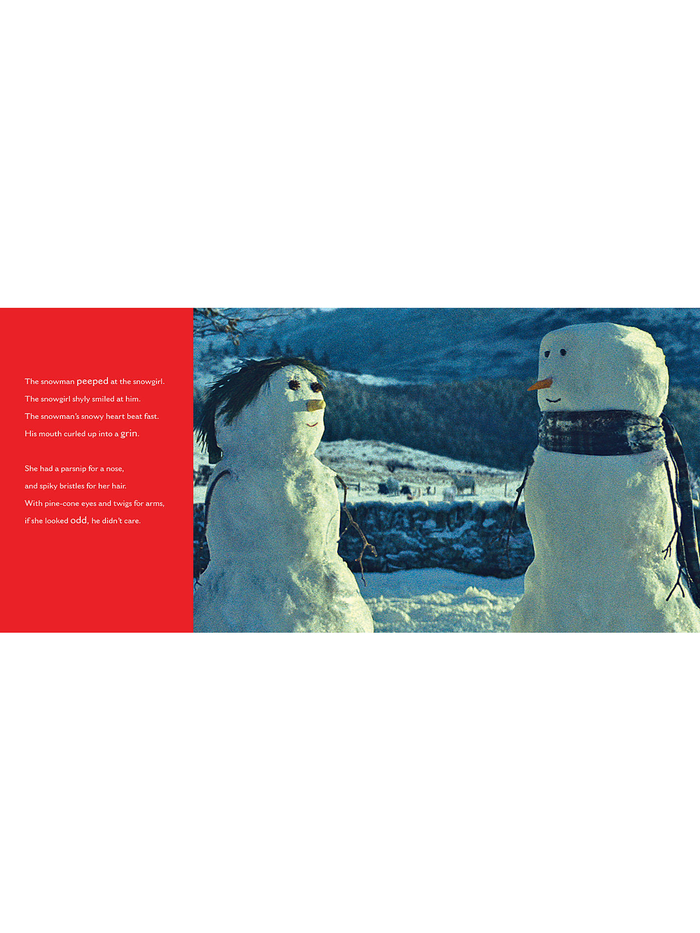 John Lewis Christmas Advert 2012.The Snowman S Journey Book Based On The John Lewis