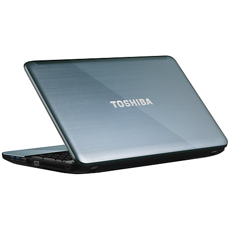 "Buy Toshiba Satellite L855 17Q Laptop, Intel Core i5, 2.6GHz, 8GB RAM, 1TB, 15.6"", Silver Online at johnlewis.com"