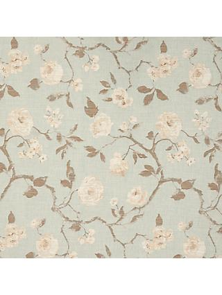 John Lewis & Partners Linen Rose Furnishing Fabric