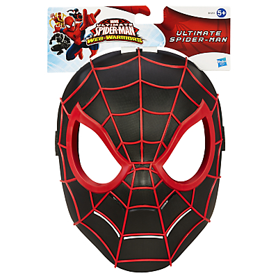 Spider-Man Hero Mask, Assorted
