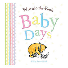 Buy Winnie The Pooh Baby Days Book Online at johnlewis.com