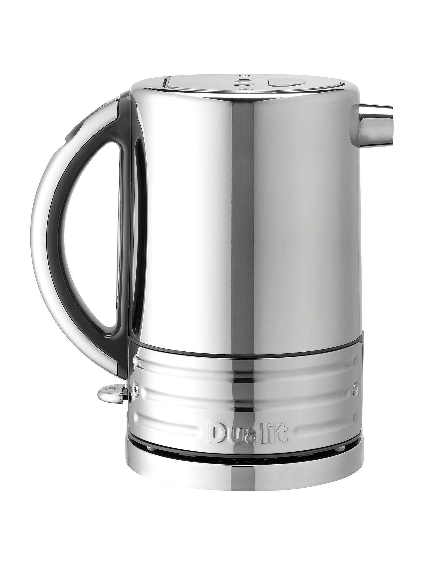 BuyDualit 72926 Architect Kettle, Polished Steel / Grey Online at johnlewis.com