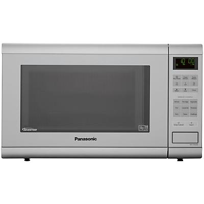 Panasonic NN-ST462M Microwave, Silver
