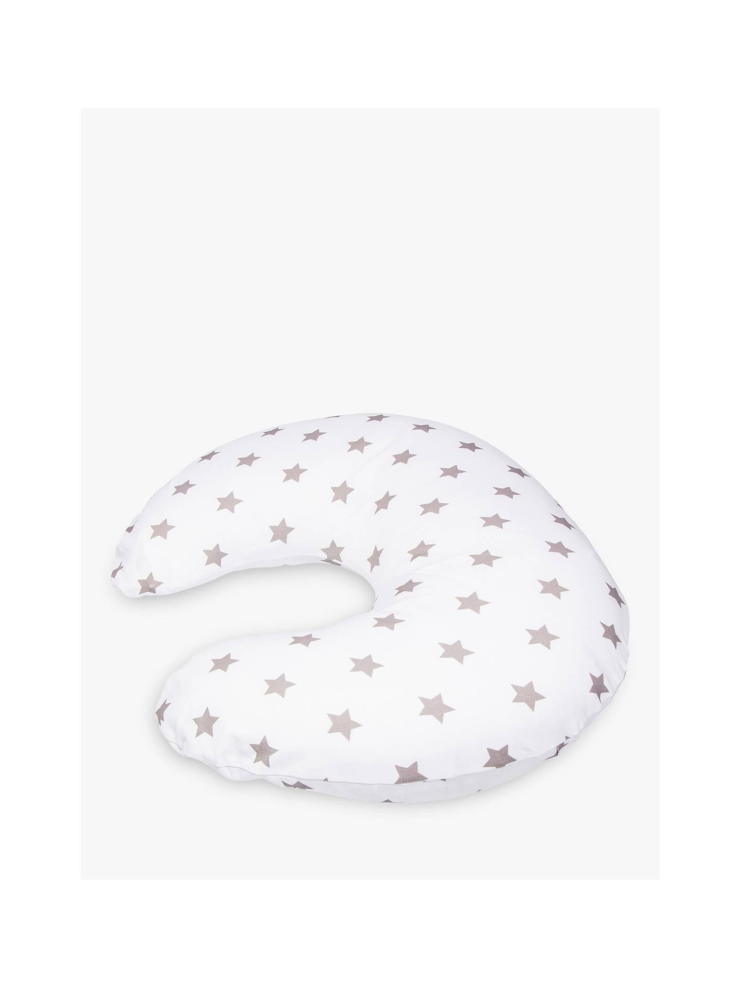 Black Feeding Pillow Nursing Cushion Nursery Maternity Pregnancy Baby Breast