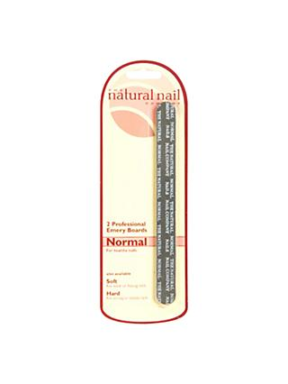 Jessica Normal Emery Boards, Pack of 2