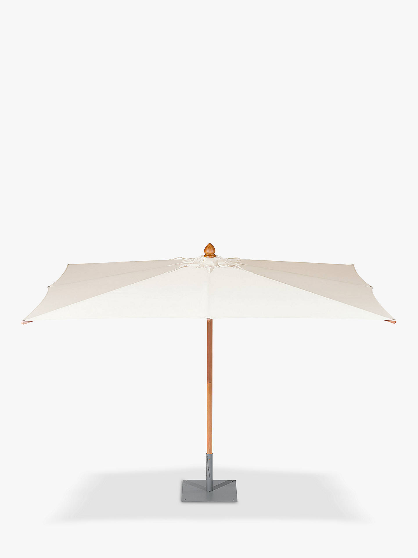 Buy Barlow Tyrie Napoli Telescopic Rectangular Parasol, 3.5m Online at johnlewis.com