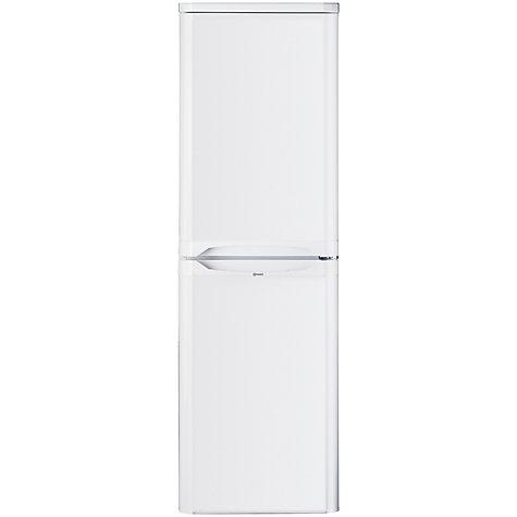 buy indesit caa55 fridge freezer white john lewis. Black Bedroom Furniture Sets. Home Design Ideas