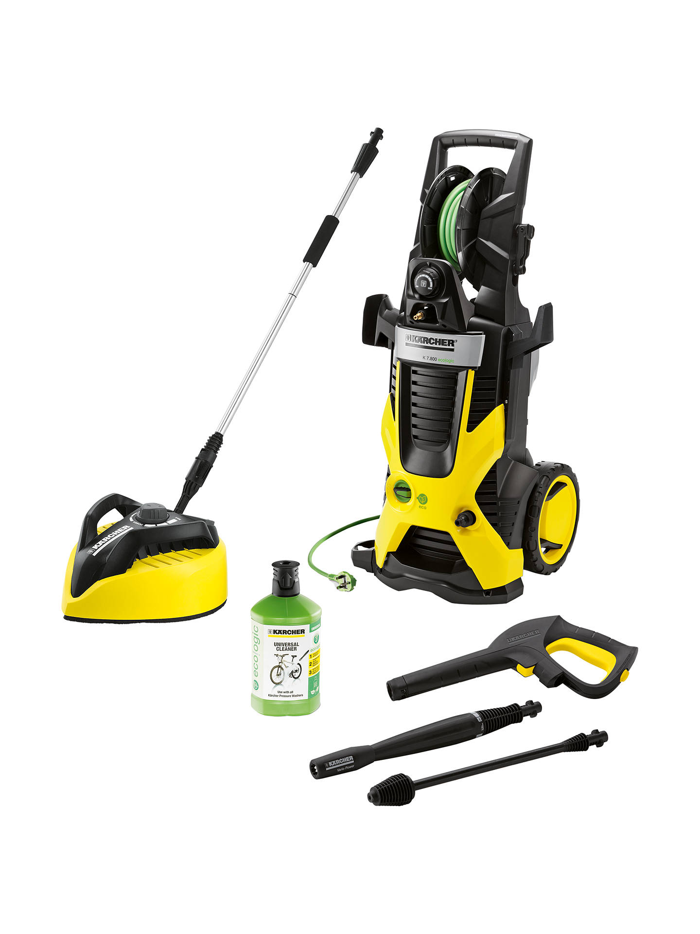 k rcher k7 premium eco logic home pressure washer at john. Black Bedroom Furniture Sets. Home Design Ideas