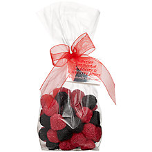 Buy Ambassadors of London Raspberry and Blackberry Jelly Sweets, 200g Online at johnlewis.com