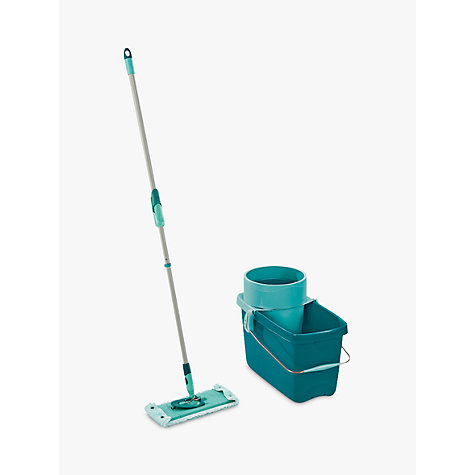 buy leifheit clean twist extra soft system mop and bucket john lewis. Black Bedroom Furniture Sets. Home Design Ideas