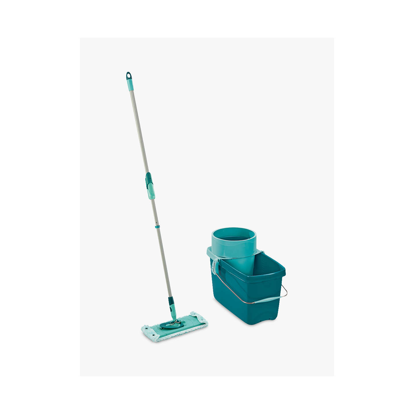 leifheit clean twist extra soft system mop and bucket at john lewis. Black Bedroom Furniture Sets. Home Design Ideas
