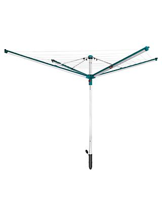 Leifheit Linomatic Deluxe 600 Outdoor Rotary Clothes Airer Washing Line