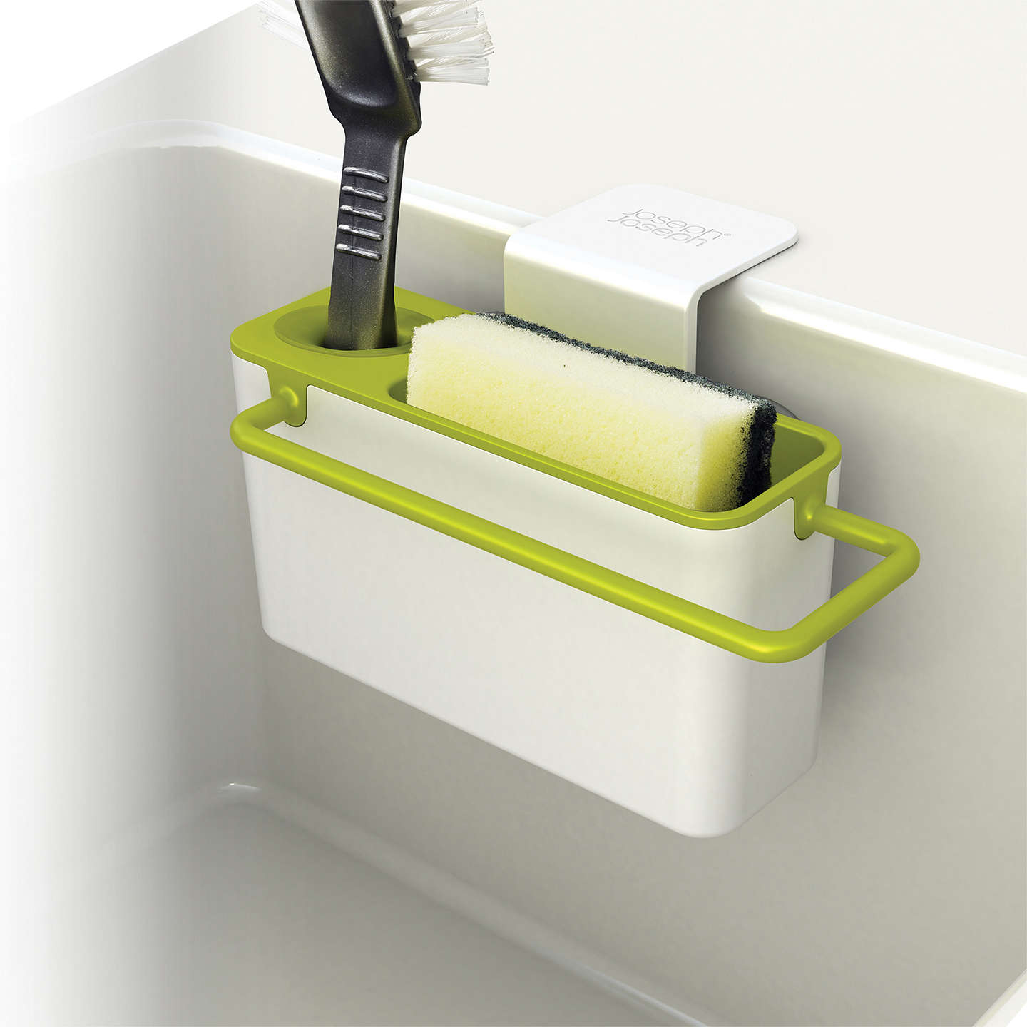 Buyjoseph Joseph Sink Aid In Sink Caddy, White Green Online At