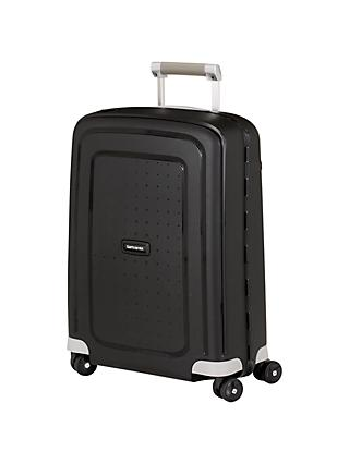 Samsonite S'Cure 4-Wheel 55cm Cabin Suitcase