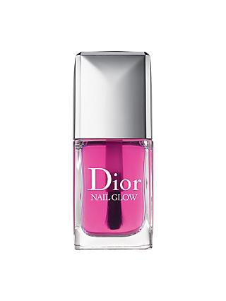 Dior Chérie Bow Edition Vernis Nail Glow