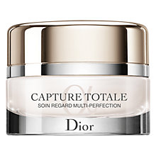 Buy Dior Capture Totale Multi-Perfection Eye Treatment, 15ml Online at johnlewis.com