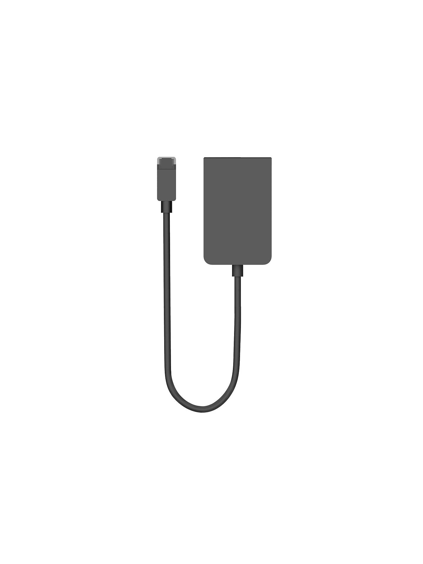 Microsoft VGA Adapter Cable for Surface and Surface 2 at