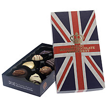 Buy House of Dorchester Flying the Flag Luxury Assorted Chocolate Box, 100g Online at johnlewis.com