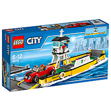 Buy LEGO City 60119 Ferry Online at johnlewis.com