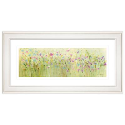 Sue Fenlon – Make A Wish Framed Print, 58 x 113cm