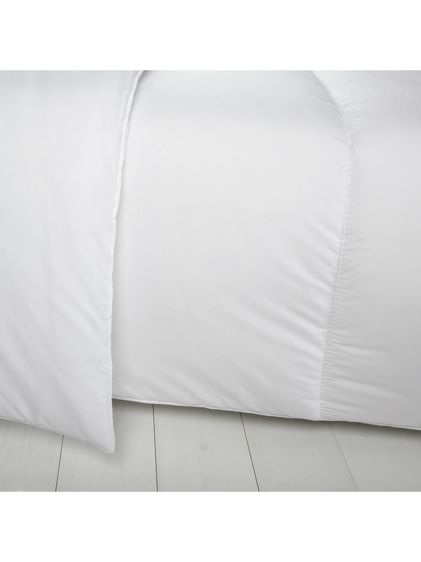 Buylittle home at John Lewis Hollowfibre Duvet, Pillow and Mattress Protector Set, 7 Tog Online at johnlewis.com