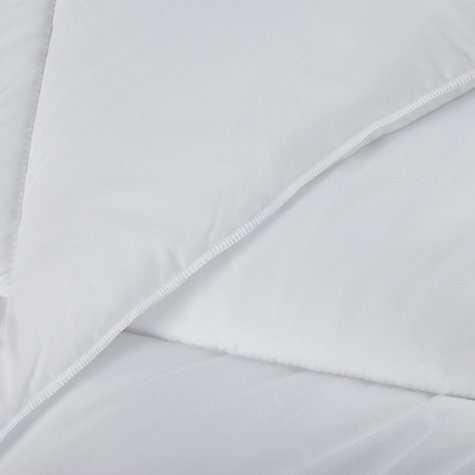 Buy little home at John Lewis Hollowfibre Duvet, Pillow and Mattress Protector Set, 7 Tog Online at johnlewis.com