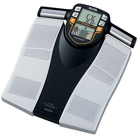 Buy Tanita BC-545N Segmental Body Composition Monitor Online at johnlewis.com