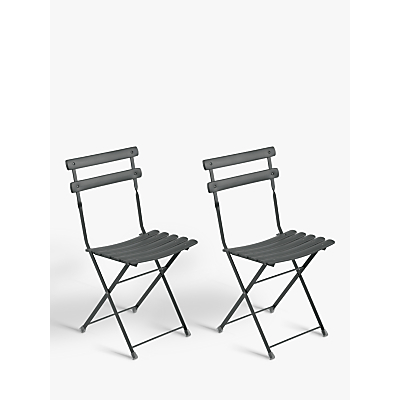 EMU Arc En Ciel Outdoor Chairs, Set of 2