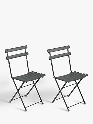 EMU Arc En Ciel Garden Chairs, Set of 2