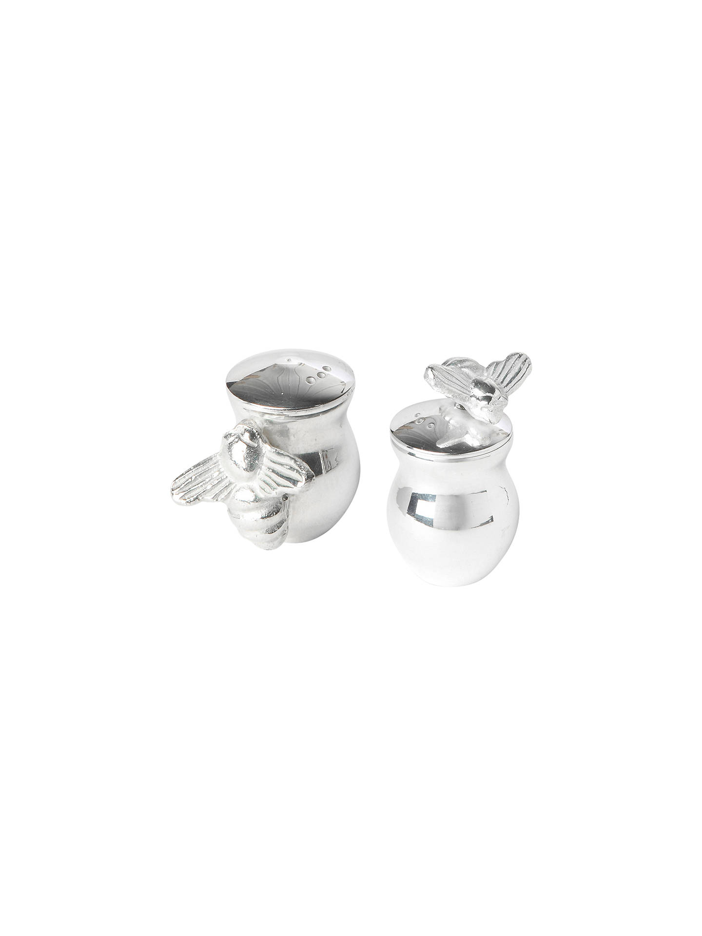 Buy Culinary Concepts Bee Medium Salt and Pepper Set Online at johnlewis.com