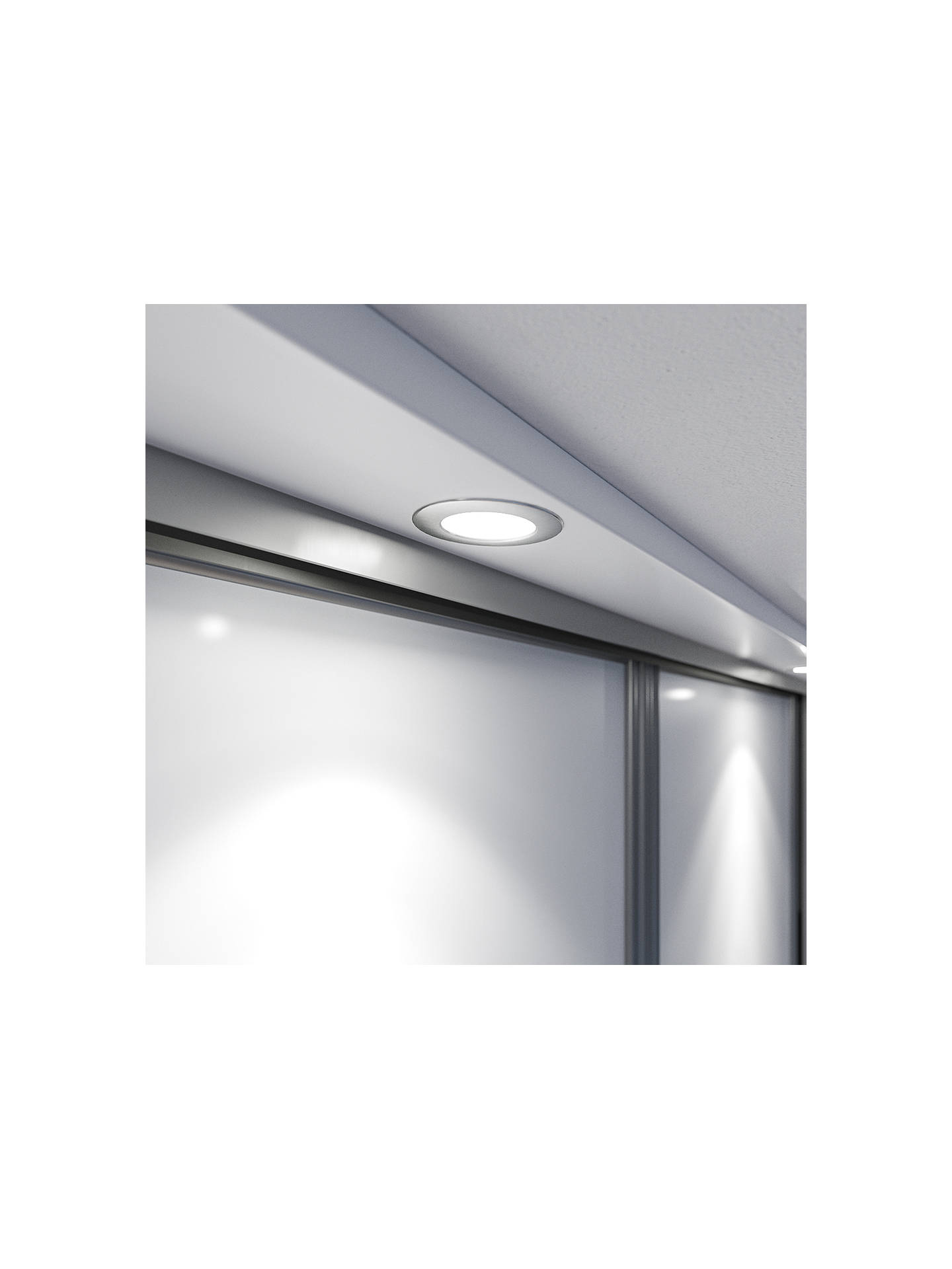 BuyJohn Lewis & Partners Lambda Surface/Recessed Light Kit, Pack of 2 Online at johnlewis.com
